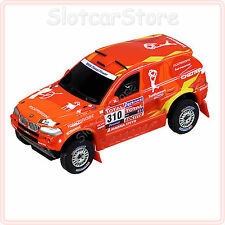 "Carrera GO 61221 BMW X3 CC ""Raid 2010 Novitsky"" No.310 1:43 Rally"