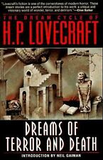 The Dream Cycle of H. P. Lovecraft : Dreams of Terror and Death PAPERBACK