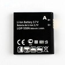 Original 900mAh LGIP-550N Battery For LG GD880 KV700 S310 GD510