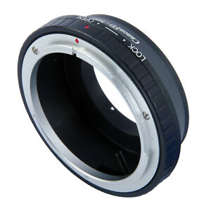 Canon FD Mount Lens Adapter to fit Micro Four Thirds 4/3 Camera Body DSLR Photo