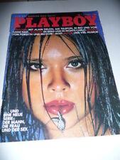 Playboy Magazin 1982/05, Anne Prillaud vom Mai 1982