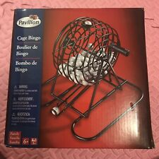 Toys R Us Pavilion Metal Bingo Cage with Random Ball Selector