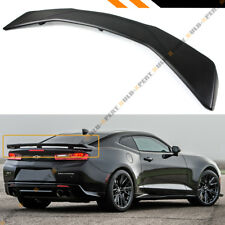 For 2016-2019 Chevrolet Camaro LT RS SS ZL1 Style Big Trunk Lid Spoiler Wing
