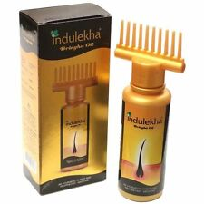 Indulekha Bringha Hair Oil Selfie Bottle 100 Ml X 5 Bottles