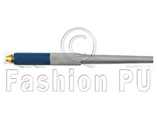 Manico Per Lame Sgorbia Universale In Alluminio Pedicure Estetista Cura Piedi