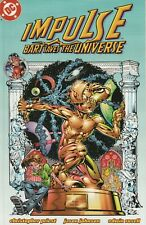 DC Comics Impulse Bart Saves the Universe