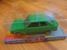 NOREV 1/43 CLASSIC - GREEN FORD FIESTA MK3 1976 JET-CAR DIECAST CAR