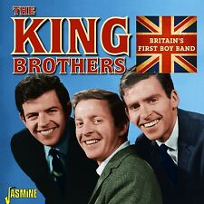KING BROTHERS - BRITAINS FIRST BOY BAND  CD NEU