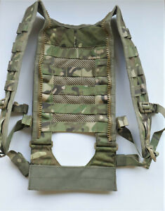 Latest Army Issue MTP Virtus H Yoke Webbing Harness - Complete