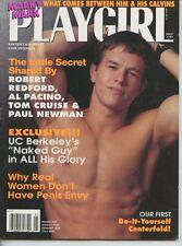 PLAYGIRL magazine may 1993 MARKY MARK-ROBERT REDFORD-TOM CRUISE-PAUL NEWMAN