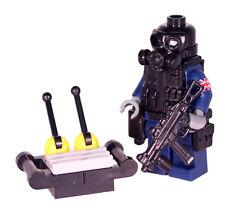 R6S British SAS Defender Mute Custom Rainbow Six Minifig made with real LEGO®
