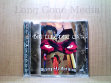 Dreams Of A Mad King by Big Electric Cat (CD, PROMO)