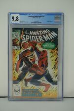 MARVEL COMICS CGC 9.8 THE AMAZING SPIDER-MAN #250 3/84 WHITE PAGES