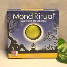 Räucherset Mondritual BEFREIUNG Räuchersortiment - Mond Ritual mit Zauberspruch