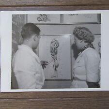 PHOTOGRAPHIE DE PRESSE 1941 ECOLE DE PODOLOGIE ETUDE MUSCLES DE LA JAMBE