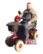 Schlupfsack Webpelz für Rollstuhl und Elektromobile extra large