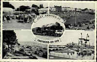 Southend-on-Sea Essex England AK 1960 Mehrbildkarte Bandstand Pier Gardens Park