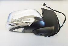 Per Nissan Navara D40 2.5 DCI Specchietto Cromo Elettrica Con Freccia R/H O/S