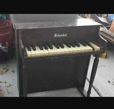 Antikes Mini-Klavier