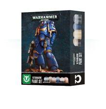 Warhammer  40k Ultramarines Paint Set  NIB