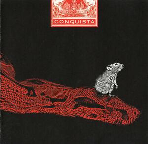 Las Rayas Blancas - Conquista - Sealed USA CD Single The White Stripes Conquest