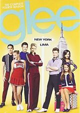 Glee: The Complete Fourth Season 4 Four (DVD, 2013, 6-Disc Set) - NEW!!