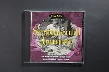 Sentimental Journey - The 50's Volume 2 - Louis Armstrong  [VGC CD] (REF TS)
