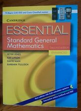 Essential Standard General Maths Second Edition Enhanced TIN/CP Version Freepost