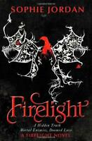 Firelight by Sophie Jordan, Acceptable Used Book (Paperback) FREE & FAST Deliver