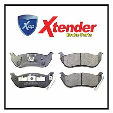 MD981 07-10 Ford Explorer New Set Replacement Rear Semi Metallic Brake Pads