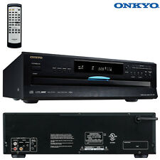 Onkyo DXC390 6-Disc CD Carousel Changer Player Brand NEW l USA Authorized Dealer