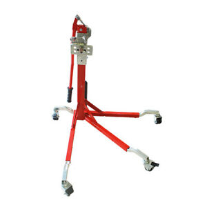 DUCATI Monster S2R1000 & Monster S4R (03-08) Centre Spider Stand Lift Red