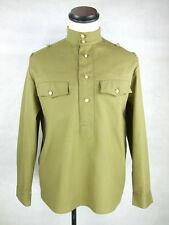 WW2 Russian M43 Field Gimnasterka Shirt Sergeant NCO Officer Tunic