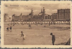 BLANKENBERGHE Belgium - Used/posted 1931 Postcard