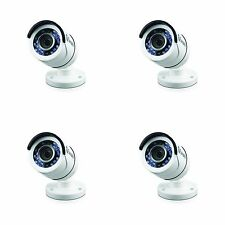Swann SRPRO-T890WB4-US Pro-T890 5MP TVI Analog Bullet Camera 4 Pack