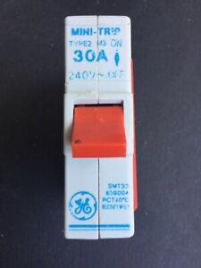 GE SMT30 30A Plug In MCB