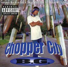 B.G. - Chopper City [New CD] Explicit