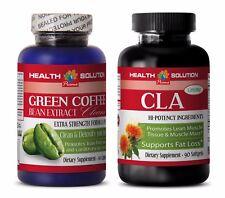 fat burner women - GREEN COFFEE CLEANSE – CLA COMBO 2B - cla for men