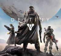 New The Art of Destiny by Bungie  Hardcover – 2014