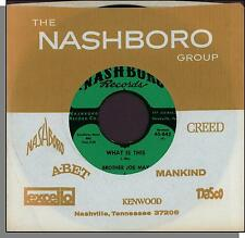 """Brother Joe May - What Is This + I've Been Trampin' - 7"""" 45 RPM Gospel Single!"""