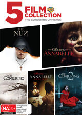 The Conjuring Universe (DVD, 2018, 5-Disc Set)