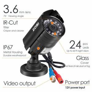 HD camera ahd ip tvi dis / Vidéosurveillance + Vision nocturne