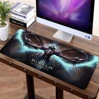 Diablo 3 Mouse Pad 70*30cm  XL Large Gaming Mat Gamer Anti-slip Mousepad PC Game