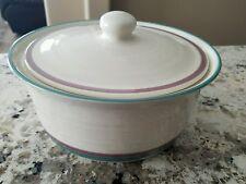 Pfaltzgraff Juniper 2 Quart Casserole Dish with Lid Ovenware Stoneware
