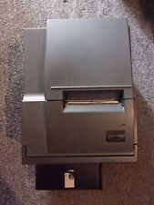 NCR Thermal Printer 7167-2011-9001 Validation POS Receipt Printer With USB Cord