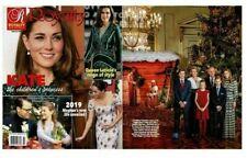 Royalty Monthly Magazine February 2019 Kate Middleton Queen Letizia Estelle