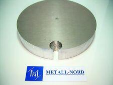 SONDERPOSTEN Aluminium Ø 244 x 40mm AW-5083 AlMg4,5Mn Alu Ronde Rund Scheibe