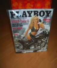 Playboy August Magazines for Men in English