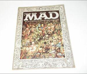 MAD Magazine No. 27 - April, 1956 - Humor in a Jugular Vein, VG