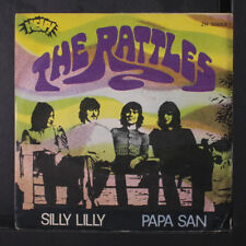 RATTLES: Silly Lilly / Papa San 45 (Italy, PS, bubblegum vibes) Rock & Pop